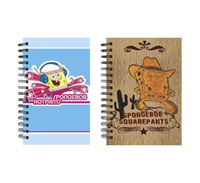 SpongeBob SquarePants Journal Recall