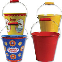 Tin Pail Toy Recall