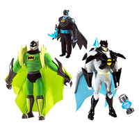Batman Magnetic Action Figures Recall