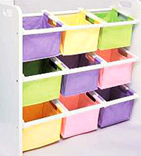 Children's Storage Bin Recall
