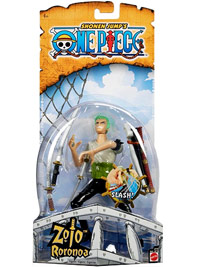 One-Piece Triple Slash Zolo Roronoa Magnetic Action Figure Recall