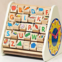 Wooden Abacus Recall