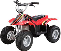 Razor Four-Wheeled Ride-On Vehicles Recall