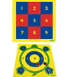Tic Tac Turtle Toss Play Mats photo