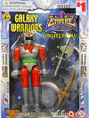 Galaxy Warriors Toy Figures photo