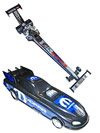 Dragster and Funny Car toy photo