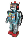 Tin Toy Robot photo