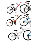 Pacific Cycle Children's Trailer Bicycles photo