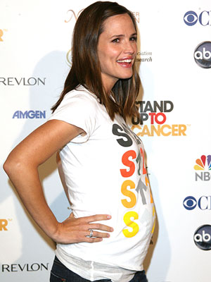 Pregnant is the new black. There's never been a more fashionable time to be ...