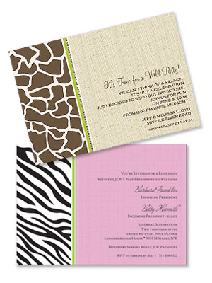 Invites For Baby Shower. zebra pink aby shower
