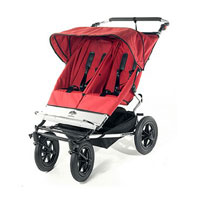 Mountain Buggy Urban Double Jogging Stroller Recall