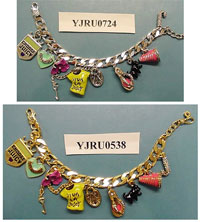 Juicy Couture Bracelet Recall