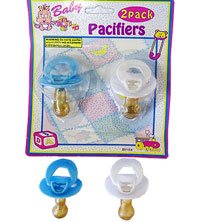 Baby 2 Pack Pacifiers Recall