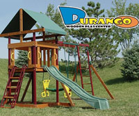 Durango Adventure Playsets Swing Set Recall