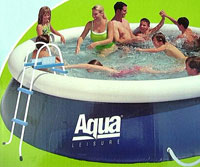 Inflatable Pool Ladders Recall