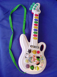 Electronic Toy Guitars Recall