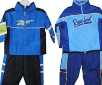 Reebok Children's Windsuits Recall