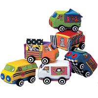Small World Toys IQ Baby and Discovery Channel Vroom Vroom Vehicles Recall