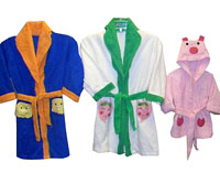 Children's Bathrobes