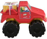 LEGO Toy Trucks Recall