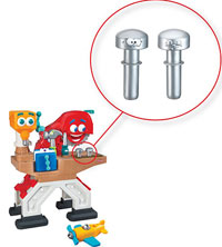 Playskool Team Talkin' Tool Bench Toys Recall