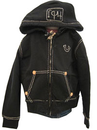 True Religion Children?s Sweatshirts Recall
