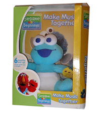 Baby Cookie Monster Toy Recall