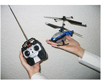 Helix Remote Control Micro Helicopter Toys Recall