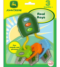 John Deere Real Keys Recall