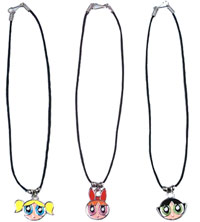Powerpuff Girls Necklace Recall