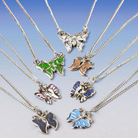 Butterfly Necklaces Recall