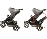 Phil & Teds Double Stroller Recall