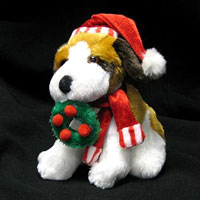 Wal-Mart Stuffed Christmas Beagle Recall
