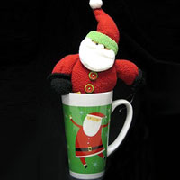 Wal-Mart Christmas Santa Mug Recall