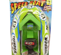 Toy Boat Recall