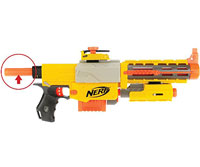 Nerf Gun Recall