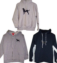 Black Dog Children's Hooded Sweatshirts Recall
