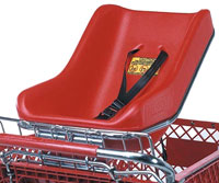 Infant Seats for Shopping Carts Recall