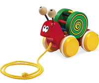 BRIO Pull-along Snail Toy Recall