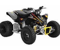 Can-Am Youth ATVs Recall