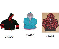 Hooded Jacket Recall