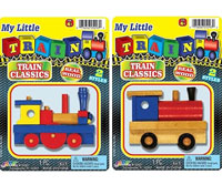 Toy Trains Recall