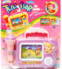 Toy TV Recall