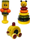 Earth Friendly Wooden Toys photo