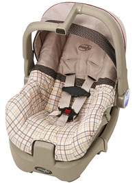 Evenflo Discovery Infant Car Seat Recall