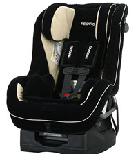Recacro Signo Convertible Car Seat Recall