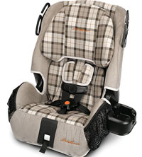 Eddie Bauer 3-in-1 Car Seat Recall