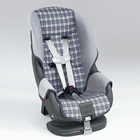 Cosco Tourivia Car Seat Recall