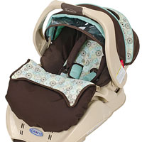 Graco SnugRide Infant Car Seat Recall