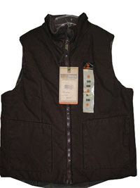 Boy's Reversible Vests Recall